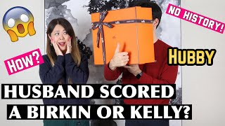 HOW MY HUSBAND SCORED A BIRKIN OR KELLY * With NO Purchase History * 😱 | Mel In Melbourne