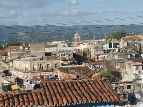 Santiago, Cuba - 3 of 6 - To the city by boat