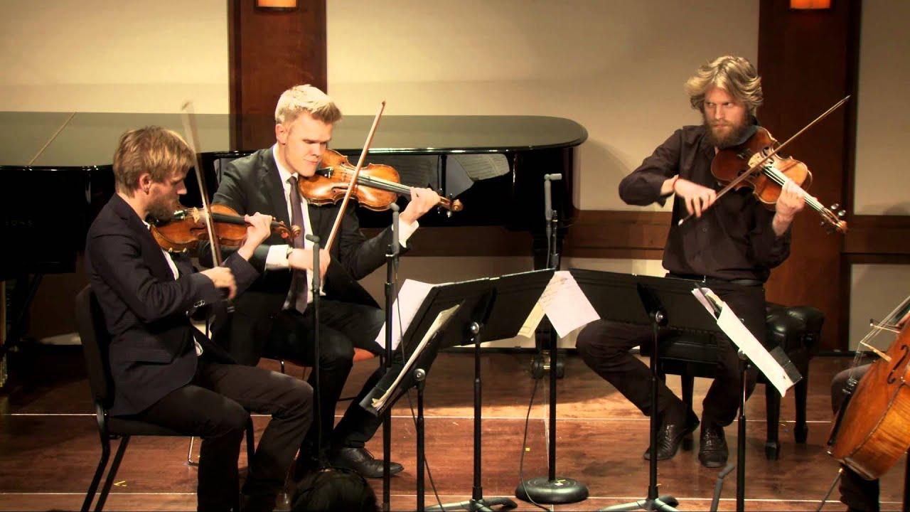 Debussy: Quartet in G major I. Animé et très décidé