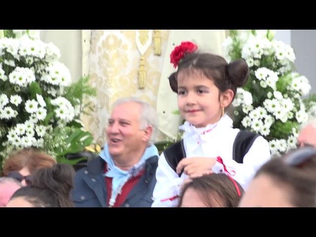 #AvanceVídeo La Virgen de la Aurora llega a Villanueva de la Serena