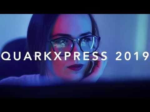 QuarkXpress 2019 15.1 Release Trailer