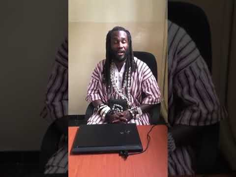 Okunini Ọbádélé Kambon: University of Lagos IADS interview