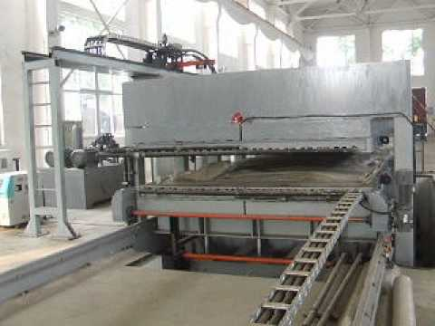 China polyurethane pu Laminated machine/ layer press machine