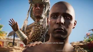 Поиграл в Assassin's Creed Origins - Древний Египет во всей красе. Эксклюзивный геймплей.