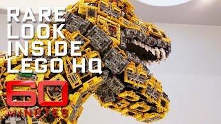 Rare access inside the wacky and wonderful Lego Headquarters | 60 Minutes Australia