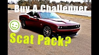 2018 Dodge Challenger R/T Scat Pack 6 Month Ownership Review!