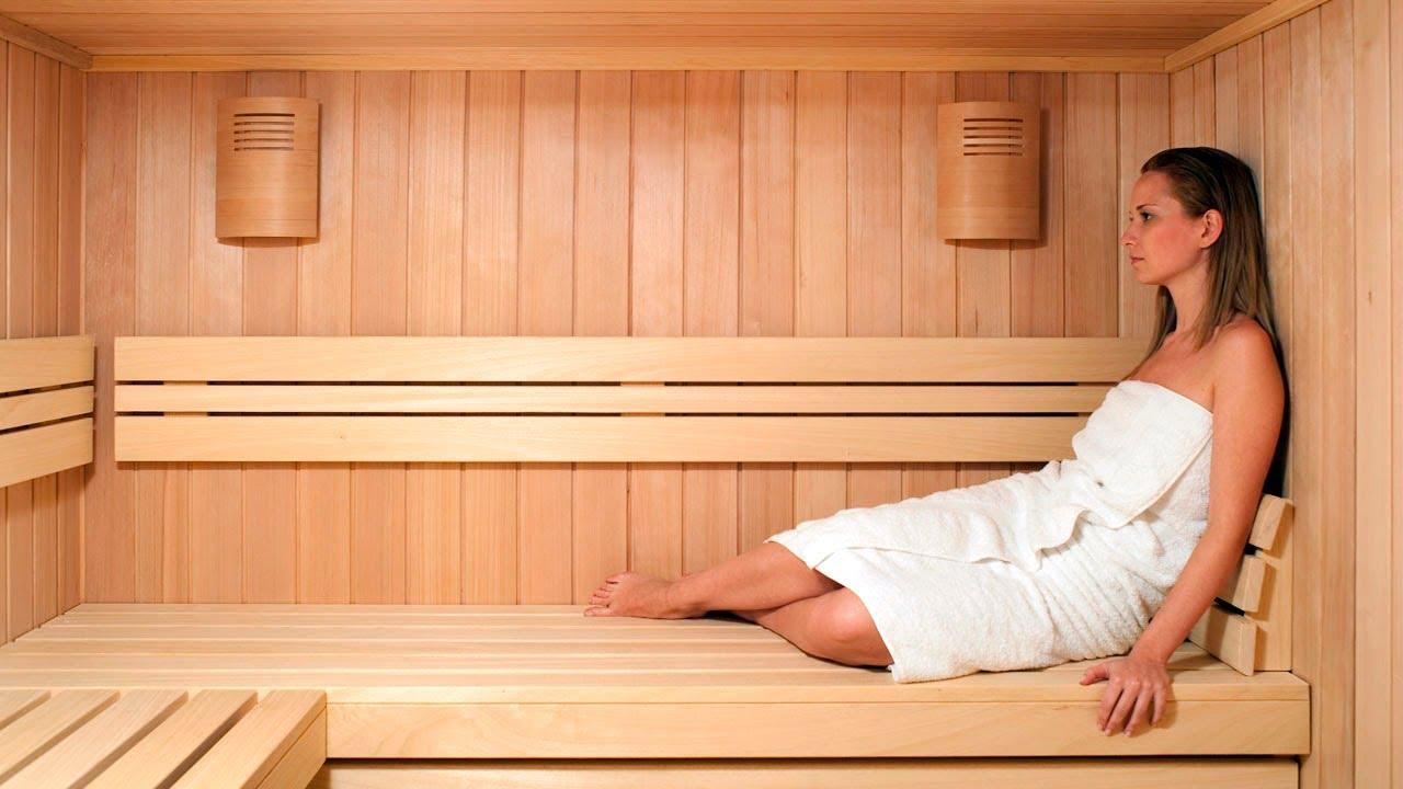 beneficios del sauna para que sirve el sauna youtube. Black Bedroom Furniture Sets. Home Design Ideas