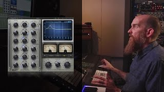 Mid/Side EQ on Vocals Using the Abbey Road RS56 Plugin