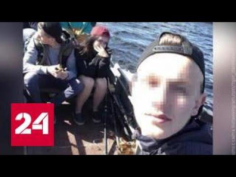 Поиски детей: лодку на Ладоге перевернула метровая волна