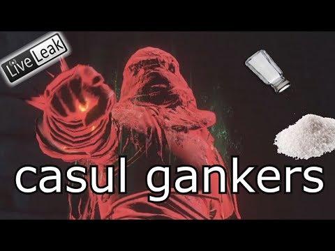 Download Youtube: Saltiest Casul Gankers Ever - Dark Souls 3(w/Hatemail)