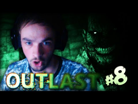 OUTLAST (SCARY) - Part #8 -