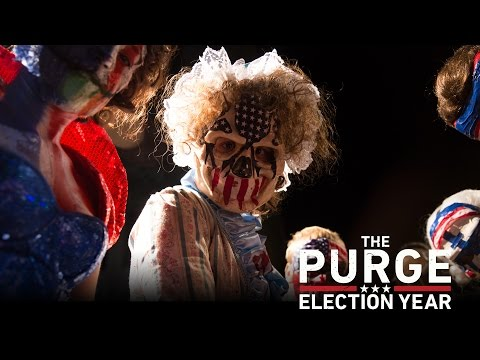 The Purge: Election Year - In Theaters Friday (TV Spot 11) (HD)