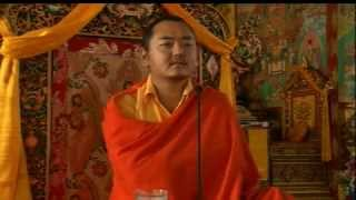 2012-03-01 afternoon - The 37 Practices of Bodhisattva teaching by HE Khamtrul Rinpoche