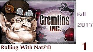 Gremlins Inc - 1 - Autumn Season Update!