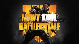 Nowy Król Battle Royale? Call of Duty - Blackout