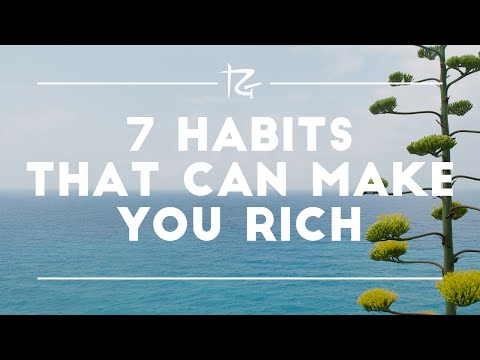 Ep. 142 7 Habits that Can Make You Rich