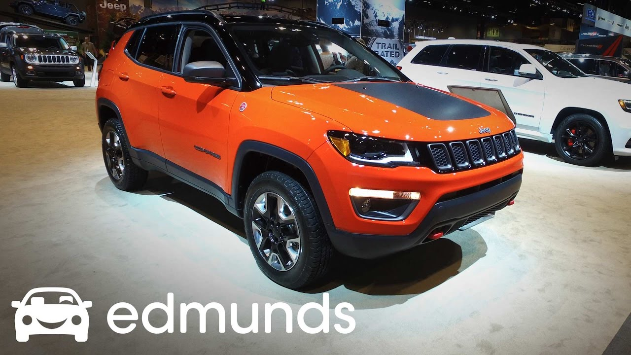 2017 Jeep Compass Review Features Rundown Edmunds Youtube
