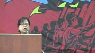 2014 International Labour Day in Myanmar ျမန္မာနုိင္ငံအလုပ္သမားသမဂၢမ်ားအဖြဲ႕ခ်ဳပ္ (FTUM)