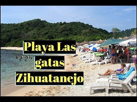 (6) PLAYA LAS GATAS EN ZIHUATANEJO - Lorena Lara