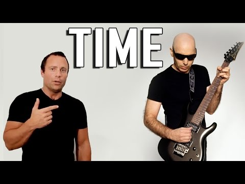 'Time' by Joe Satriani - Rick Graham
