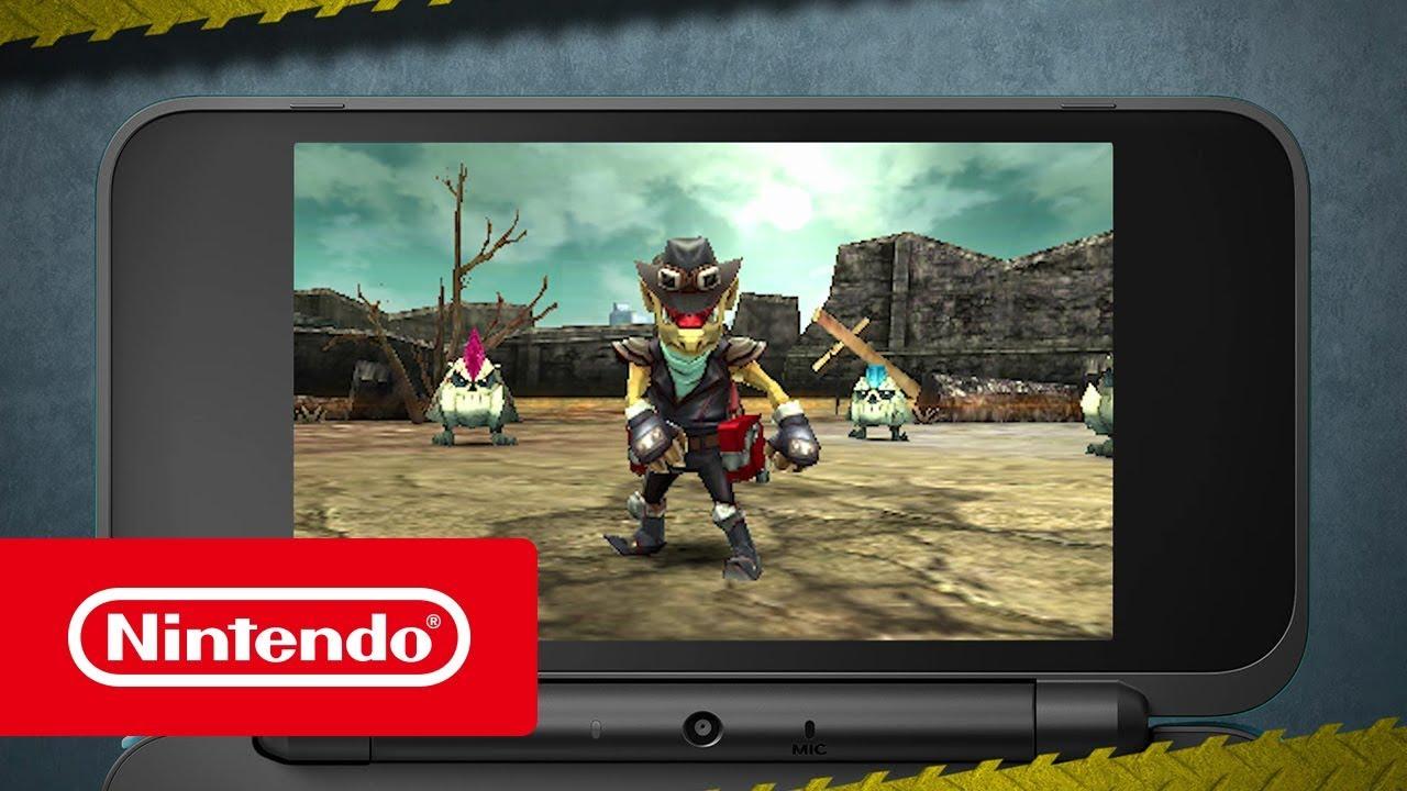 Dillon's Dead-Heat Breakers - Launch Trailer (Nintendo 3DS)