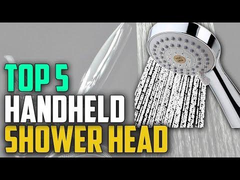 Top 5 Best Handheld Shower Head