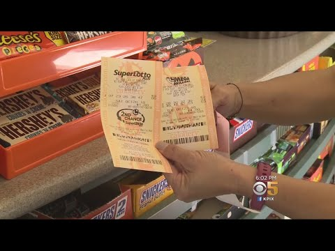1.6  Billion Dollar Jackpot Sends Bay Area Lottery Fever Into A Frenzy