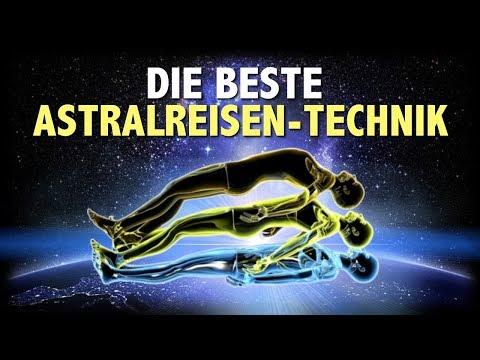 Die beste Astralreisen-Technik der Welt