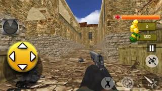Counter Unknown Battlegrounds Strike Sniper Royale FHD Gameplay-Android Games-Standard Game