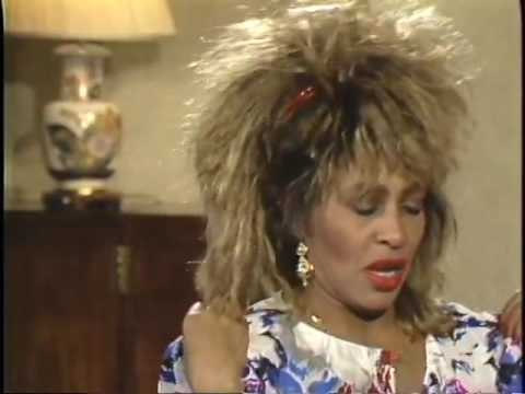 Bobbie Wygant interviews Tina Turner for Mad MaxBeyond Thunderdome