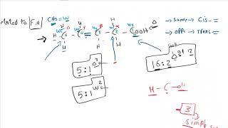 lipid chemistry (revision) - Dr. Mahmoud Ettaweel