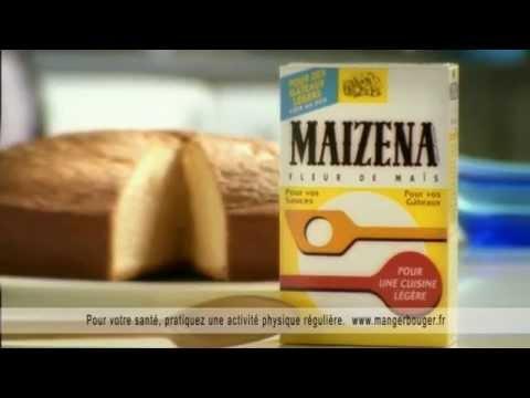 Maizena pour gateau