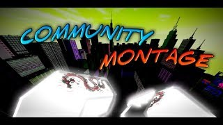 ROBLOX Parkour | Community Montage!!!