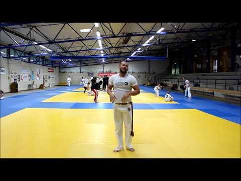 Cultura Breasil Capoeira sport à vierzon France +2