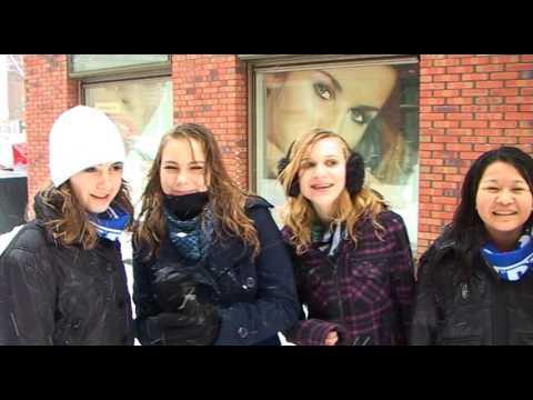Oude doos | 2009: Enorme sneeuwval in Burgum