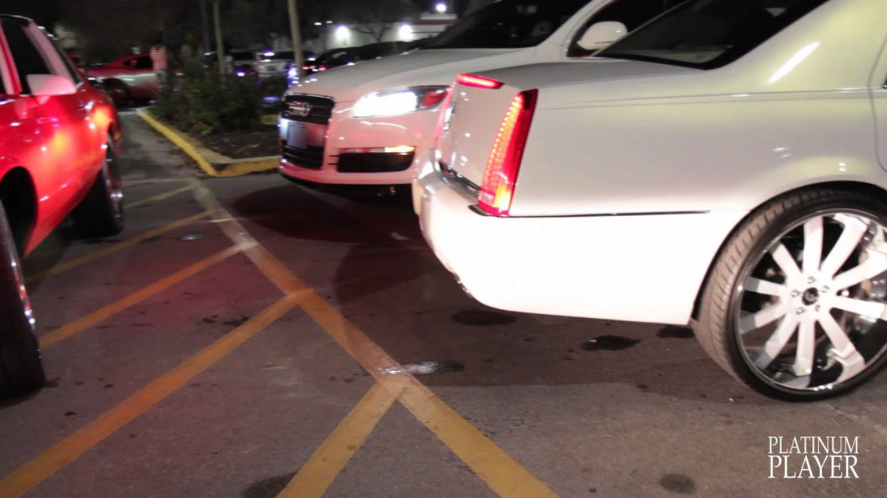 Cadillac Dts On Staggered Forgiato Concavo St Pete Youtube