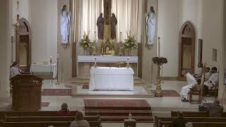 Thanksgiving Day Mass at St. Joseph's (11.26.20)