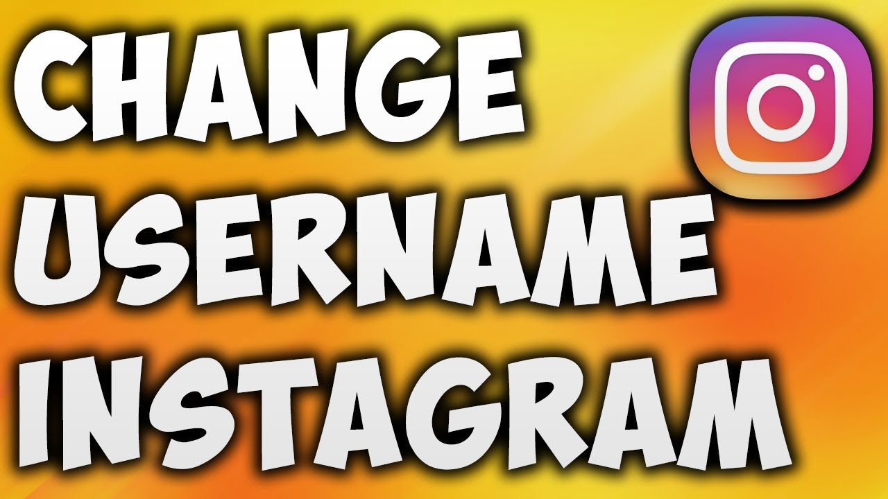 How To Change Instagram Username Online - The Easiest Way To Change  Username In Instagram