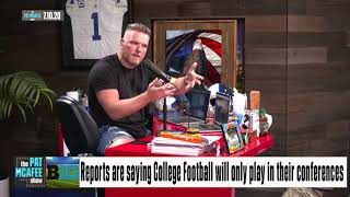The Pat McAfee Show | Friday July 10th, 2020