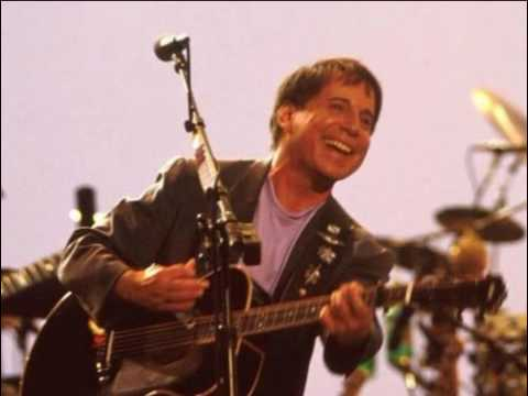 Paul Simon Full Concert Live 1991 Worcester (Audio)