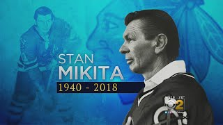 Blackhawks Legend Bobby Hull Reacts To The Passing Of Stan Mikita