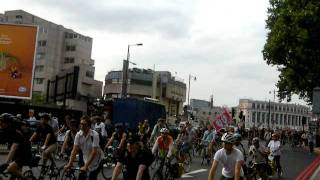 Blackfriars Protest 29/07/11