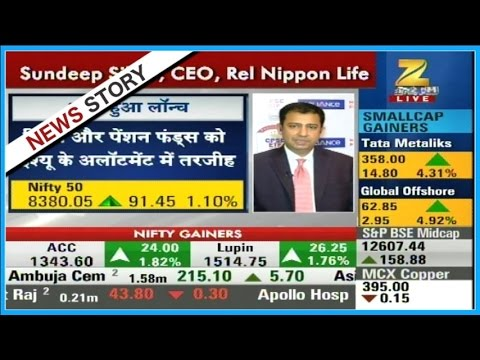 Retail investors will be given first preference  : Sundeep Sikka,CEO,Reliance Nippon Life