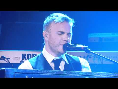 Gary Barlow - GB 40 - Eight Letters & Vienna with Midge Ure