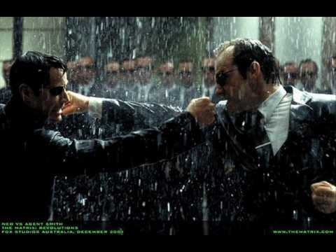 The Matrix Soundtrack Neo Vs Agent Smith