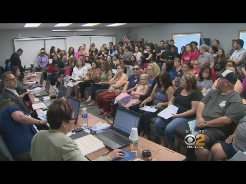 Azusa School District To Lay Off Teachers Due To Budget Issues