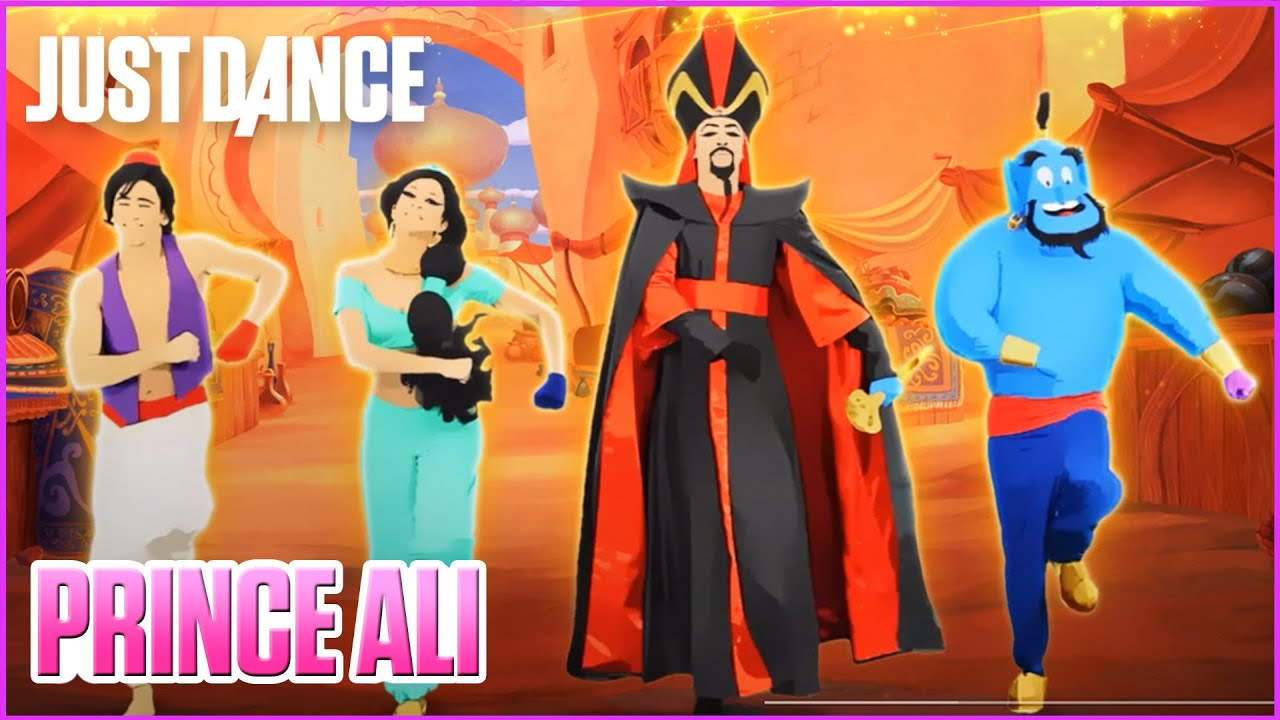 Just Dance 2014: Prince Ali from Disney's Aladdin | Official Track Gameplay [US]