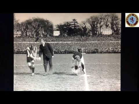 Aston Villa 1 Sunderland 0 - FA Cup Final - 19th April 1913