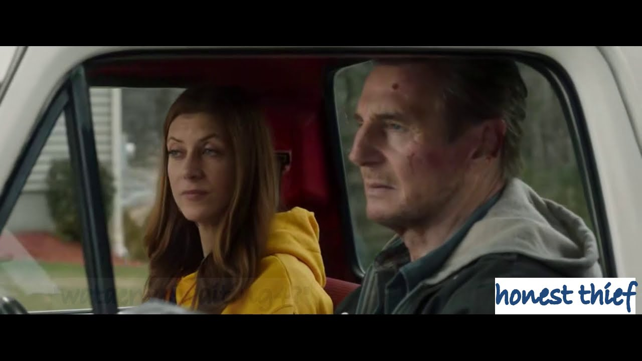 Download When you make it burn like an Honest Thief (Liam Neeson, Kate Walsh, and Jai Courtney)