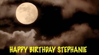 Stephanie - Moons - Happy Birthday